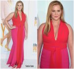 Amy Schumer In Brandon Maxwell  @ 'I Feel Pretty' LA Premiere