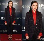 Bel Powley In Gucci  @ 'Wildling' New York Screening