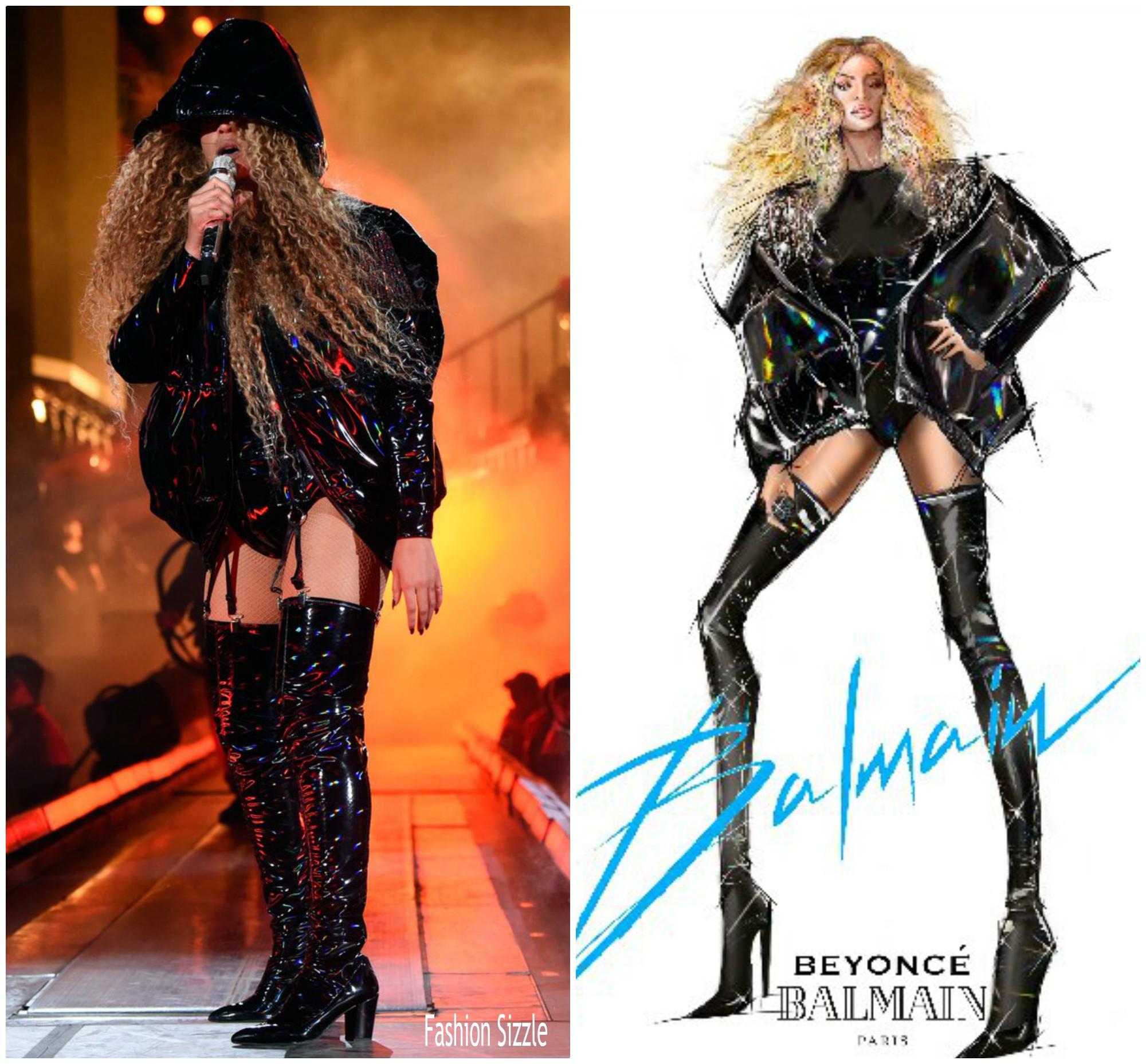 beyonce-knowles-in-custom-balmain-her-second-coachella-performance