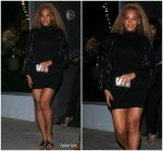 Beyonce   Knowles  In Dundas @ DundasWorld  Store Opening In LA