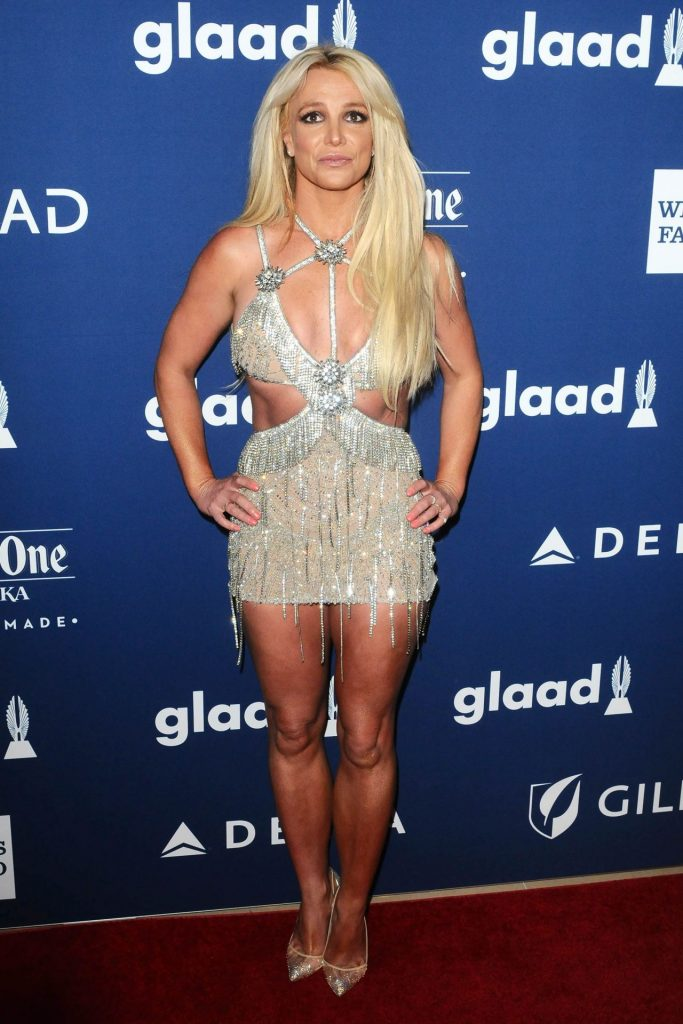 Britney spears 2016 billboard music awards performance - 1 10