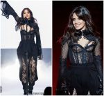 Camila Cabello In Agent Provocateur  @ Never Be the Same Tour