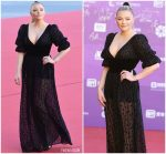 Chloe Grace Moretz In Valentino  @ 2018 Beijing International Film Festival