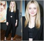 Dakota Fanning – Please Stand By Screening – Annual United Nations Observance of World Autism Awareness