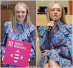 Dakota Fanning Speaks at United Nations World Autism Day Meetings in New York