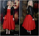 Elisabeth Moss In Christian Dior  @ 'The Handmaid's Tale' Season 2 Premiere
