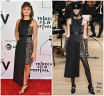 Ella Purnell In  Chanel @  'Sweetbitter' Tribeca Film Festival Premiere
