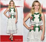 Emily Blunt In Elie Saab   @  'A Quiet Place' London Screening