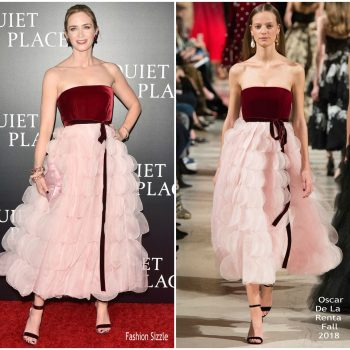 emily-blunt-in-oscar-de-la-renta-a-quiet-place-new-york-premiere