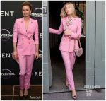 Emily VanCamp In Dolce & Gabbana  @ 'The Resident' London Screening