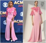 Eve In Prabal Gurung  @ 2018 ACM Awards