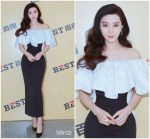 Fan Bingbing In Chicco Mao @ CHINABEST Press Conference