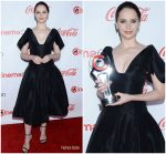 Felicity Jones In Oscar de la Renta  @ The CinemaCon Big Screen Achievement Awards