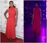 Gabrielle Union In Brandon Maxwell  @ 11th Annual Night of Opportunity