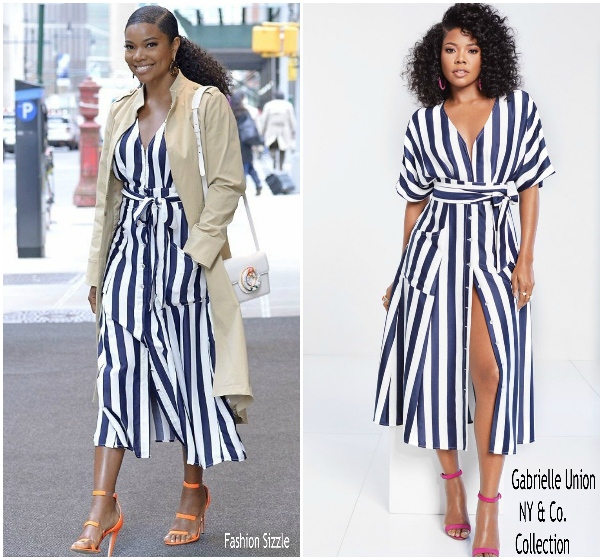 b13a67eff1f Gabrielle Union  In New York   Co.   Today Show - Fashionsizzle