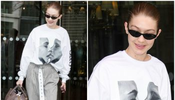 gigi-hadid-in-yigal-azrouel-leaving-the-royal-monceau-hotel-in-paris
