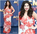 Hillary Scott In Alice +Olivia  @  2018 ACM Awards