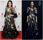 Jenna Dewan In Zuhair Murad  @ 5th Annual St. Jude Hope & Heritage Gala