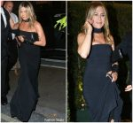 Jennifer Aniston In  Michael Kors Collection  @  Gwyneth Paltrow's party in Los Angeles