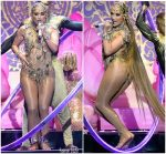 Jennifer Lopez  Premieres 'El Anillo ' In  Giannina Azar  @ 2018 Billboard Latin Music Awards