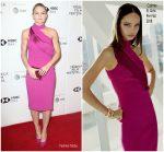 Jennifer Morrison In Cushnie et Ochs  @ 'Back Roads' Tribeca Film Festival Premiere