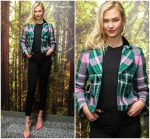 Karlie Kloss In Philosophy di Lorenzo Serafini & L'Agence  @ 'Iron School Talk' Session