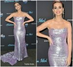 Katy Perry In Romona Keveža  @ American Idol