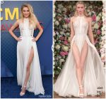 Kelsea Ballerini In Aadnevik  @ 2018 ACM Awards
