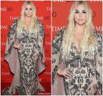 Kesha In MIKAEL D  @ 2018 Time 100 Gala