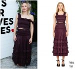 Kristen Bell  In  Rebecca Taylor @ This Bar Saves Lives Press Launch Party