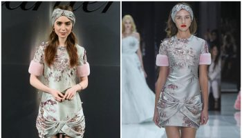 lily-collins-in-ralph-russo-bold-fearless-santos-de-cartier-watch-launch