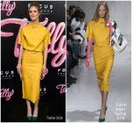 Mackenzie Davis In Calvin Klein @ 'Tully' LA Premiere