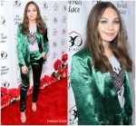 Maddie Ziegler In Ba&sh  @ My Friend's Place 30th Anniversary Gala