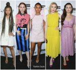 Marie Claire's 2018 'Fresh Faces' Party Redcarpet