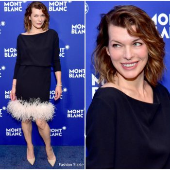 milla-jovovich-in-prada-montblanc-meisterstuck-le-petit-prince-event