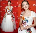 Millie Bobby Brown In Dolce & Gabbana  @ 2018 Time 100 Gala
