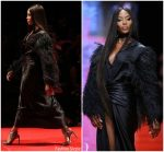 Naomi Campbell  In  Tiffany Amber  @ Arise Fashion Week In  Lagos