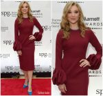 Natalie Dormer In Roksanda  @ Marriott International Loyalty Programme Launch Party