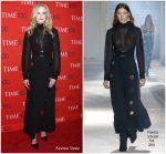 Nicole Kidman  In  Proenza Schouler  @ 2018 Time 100 Gala