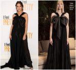 Olivia Culpo In Ester Abner  @ 'I Feel Pretty' LA Premiere