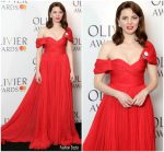 Ophelia Lovibond In Ong Oaj Pairam  @ The Olivier Awards