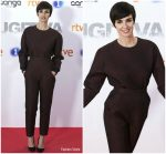 Paz Vega In The 2nd Skin Co.   @ 'Fugitiva' TV Series Premiere