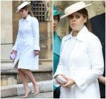 Princess Beatrice In Suzannah  – Easter Service