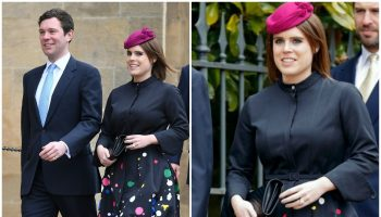 princess-eugenie-in-oscar-de-la-renta-easter-service