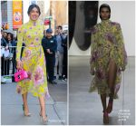 Priyanka Chopra In Prabal Gurung @  Good Morning America