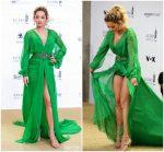 Rita Ora In Versace @ Echo Music Awards 2018