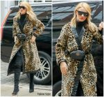 Rosie Huntington-Whiteley In Attico   – New York