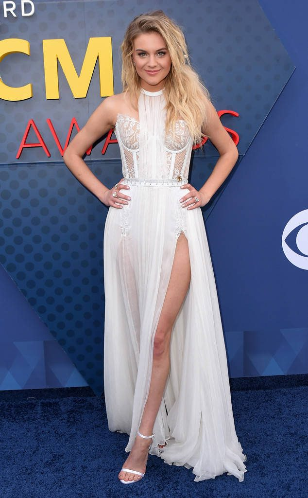 2018 Academy Of Country Music Awards Redcarpet Fashionsizzle