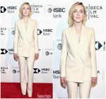 """Saoirse Ronan In Miachael Kors Collection @  """"The Seagull""""  Tribeca Film Festival Premiere"""