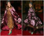 Sarah Jessica Parker  In Dolce & Gabbana Hosts  Dolce & Gabbana  Charity Auction  In New York